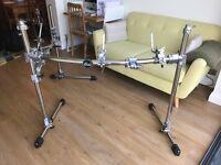 DW Drum Workshop 9000 series drum rack
