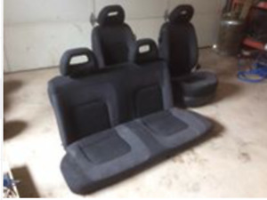 VW beetle seats