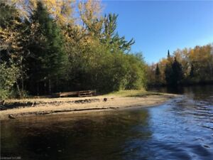 31 Acres Land with 1km Waterfront