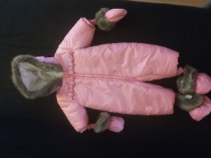 Baby snowsuit from Hudson's Bay