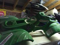 Brand new 50cc / 70cc quad plastics