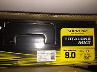 BAUER MX3 SKATES (SIZE 9 D) BRAND NEW IN BOX