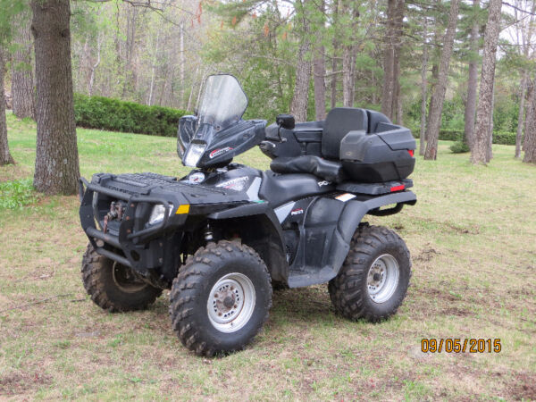 Used 2007 Polaris Sportman 500 HO