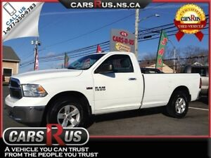 2014 Ram Ram Pickup 1500 SLT,4X4 reg. cab with an 8'box!
