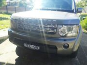 2011 My11 landrover discovery4 TDV6 for sale! Ivanhoe Banyule Area Preview