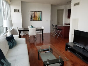 Sept 9: 2 Bedroom Downtown Furnished next to Union subway
