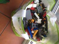 Massive bag of megablocks / lego