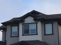 Exterior renovations - SOFFIT, FASCIA, SIDING AND MORE !