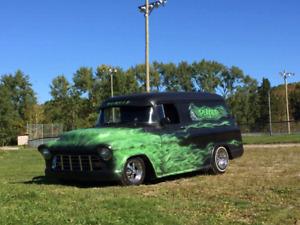 1956 Chevy Panel