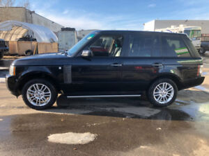 2011 Range Rover HSE very good condition