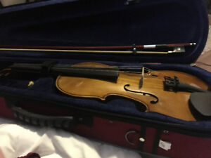 Violin and Accessories for  Sale