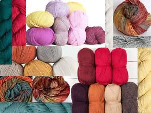 YARN SALE! Hundreds of balls of expensive Wool/Yarn from $2 each