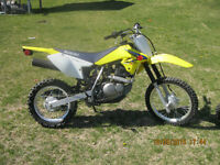2008 Suzuki DR-Z 125 Showroom Condition