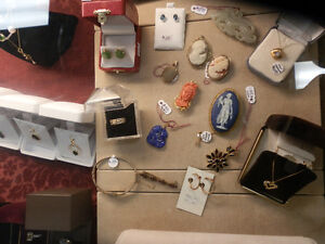 Great selection of vintage and estate jewellery. Kitchener / Waterloo Kitchener Area image 4
