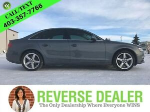 2013 Audi A4 2.0T PRESTIGE (Top of the line) Navigation, AWD.
