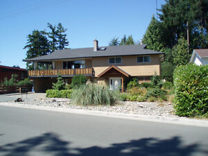 Unfurnished upper level suite $1700 includes utilities/yard care
