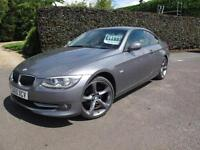 2010 60 BMW 3 SERIES 2.0 320I SE 2D 168 BHP COUPE