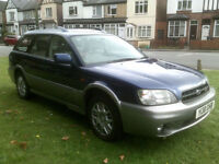 Subaru Legacy 3.0 H6 ( Lux Pack ) auto Outback