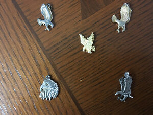 EAGLE NECKLACE PENDENTS