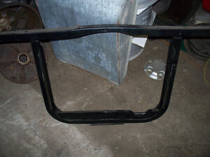 1957 chevrolet radiator mount support fender mount
