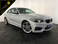 2015 BMW 220D M SPORT COUPE DIESEL 1 OWNER FINANCE PX WELCOME