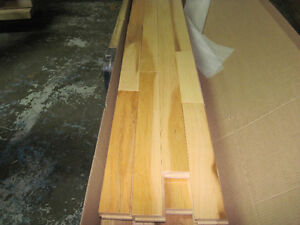 "SOLID MAPLE NATURAL 2 1/4"" BEAUTIFUL FLOORING West Island Greater Montréal image 1"
