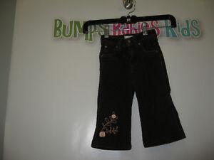 Girl's 12-18 months (Joe Fresh) brown pants