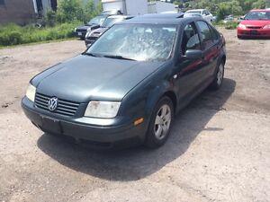 2003 Volkswagen Jetta GLS TDI $2000  !!!