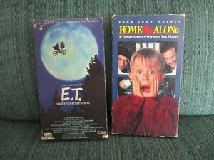VHS movie & misc tapes
