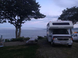 Looking for RV friendly private camp spot