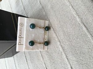 BC jade necklaces and earrings for sale