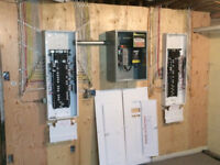Electrical contractor waiting to serve you on the avalon