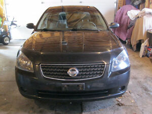 2006 Nissan Altima Special Edition Sedan Certified and Etested!