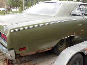 1970 Plymouth Satellite For Sale Prince George British Columbia image 4