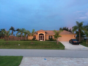 Florida House for Rent (Cape Coral)