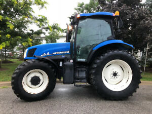 New Holland TS135A Delux
