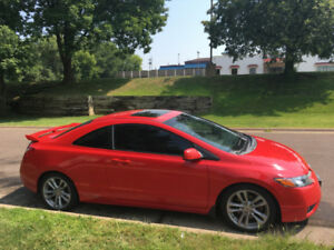 2007 Civic Si Coupe FG2
