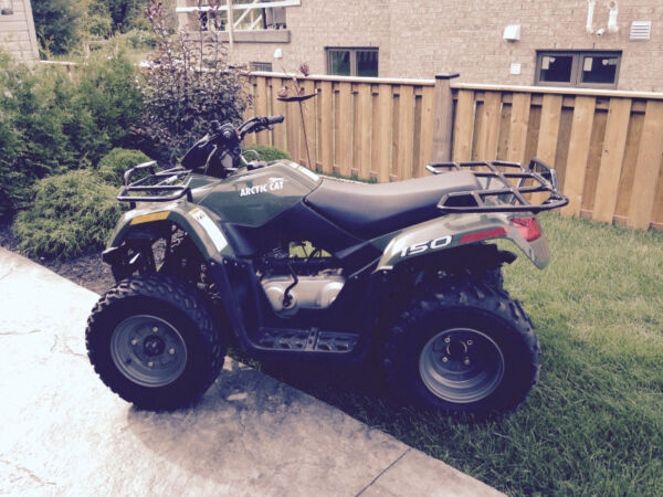 Used 2013 Arctic Cat 150