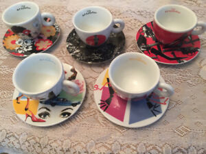illy Art Collection by PEDRO ALMODOVAR - VERY RARE!
