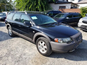 2004 VOLVO CX70, WAGON, AWD
