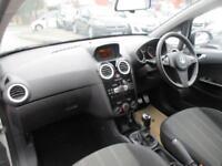 2013 Vauxhall Corsa 1.2 Ltd Edtn 3dr 3 door Hatchback