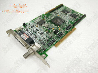 1Pc Used Matrox Meteor Ii750 0203 Rev A M2   4B Image Acquisition Card