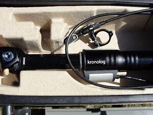 Crank Brothers Kronolog Dropper Seat Post 31.6mm