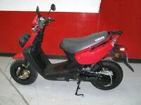 Scooter 2Temps 50cc Yamaha BWS Next Generation Stock non-modifié
