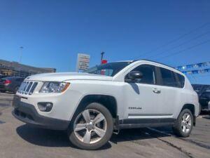 2011 Jeep Compass North | 4X4 | HEATED SEATS | SIRIUSXM RADIO