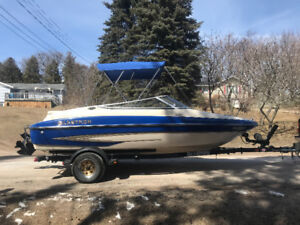 2004 Glastron GX 185 with 4.3 Merc Inboard/Outboard