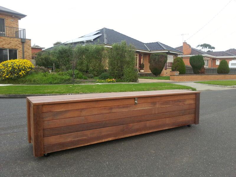 Self Storage Outdoor Patio Storage Box