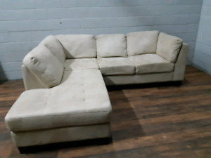 Free delivery microfibre sectional​