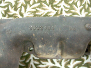 1968 Dodge BB exhaust manifolds Peterborough Peterborough Area image 4