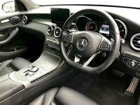 2019 Mercedes-Benz GLC-CLASS GLC 250 d 4MATIC AMG Line Auto Off-Roader Diesel Au